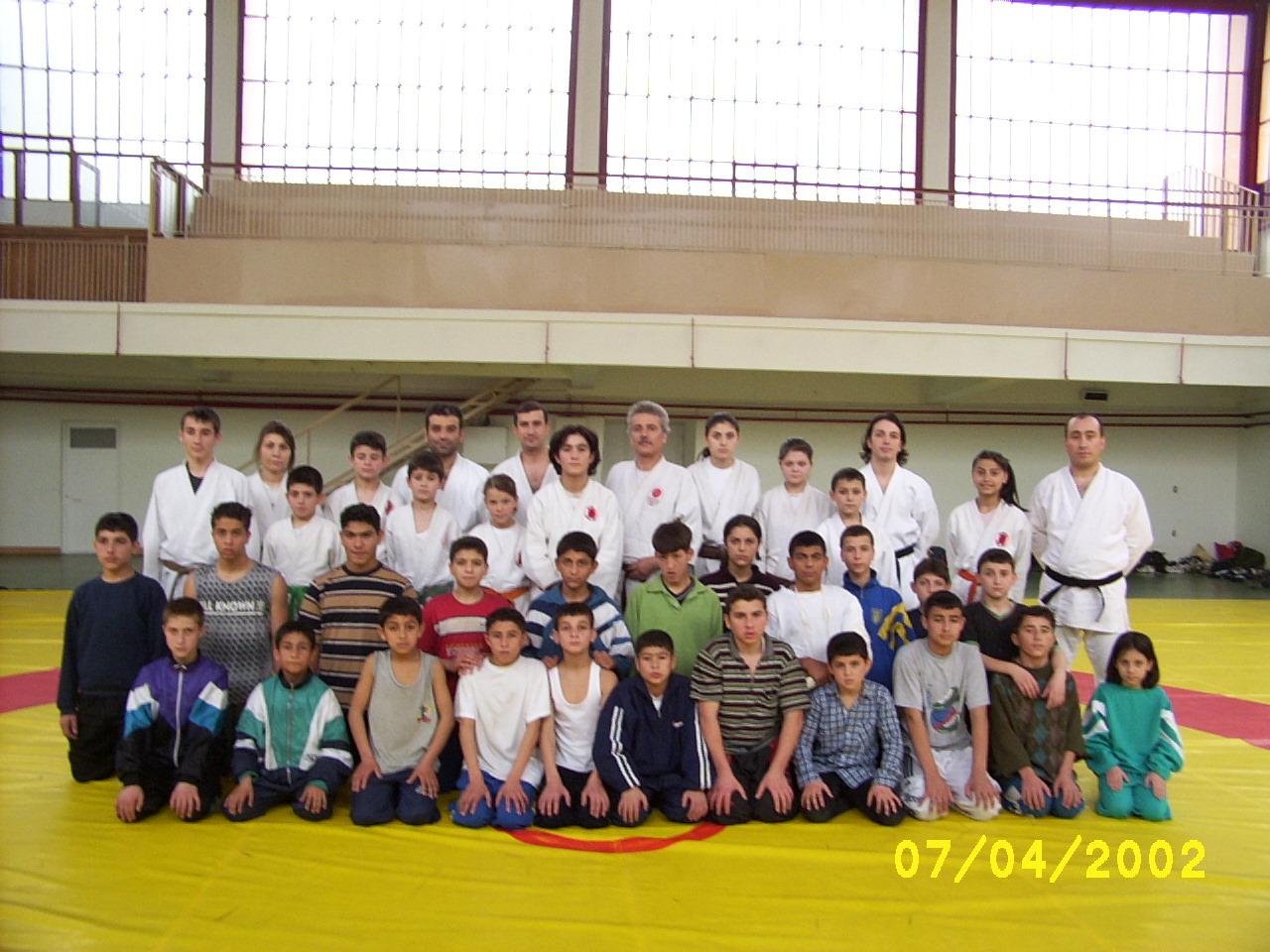 Çocuk esirgeme Kurumunda Judo ve Aikido başladı