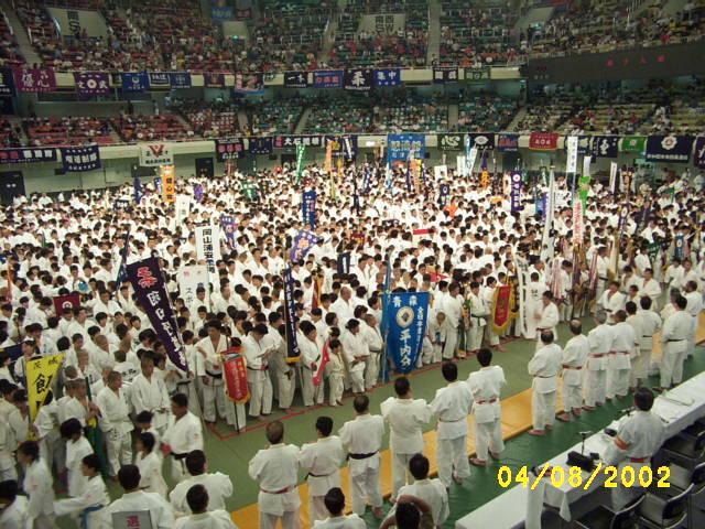 2002 Aikido Festivali