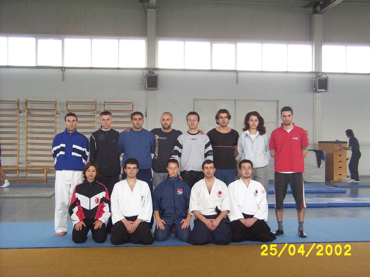 2002 Uludağ Üniversitesi