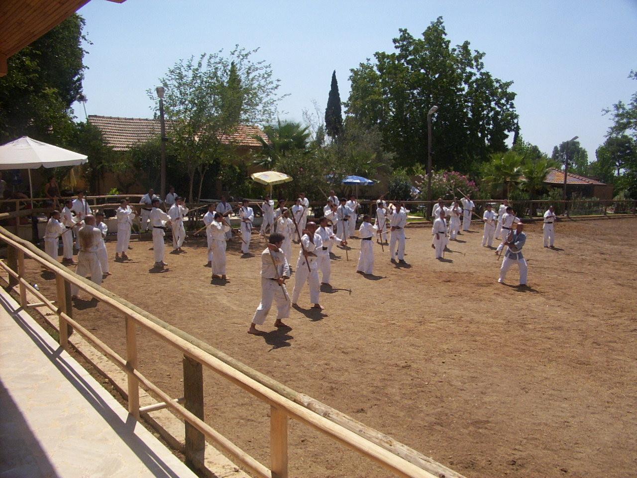 2003 Antalya Aikido Semineri
