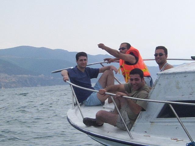2003 Tekne Turu Temmuz / 2003