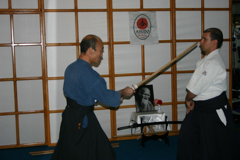 2004 Aikido ve Jodo semineri