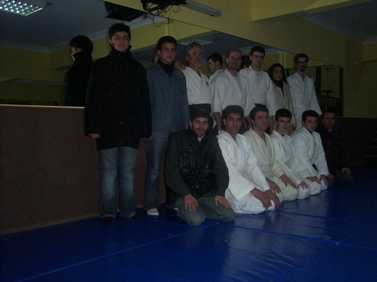 Bandırmada Aikido Başlıyor