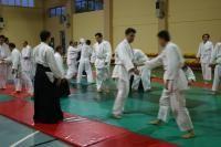 Tan Kolejinde Aikido Çalışması
