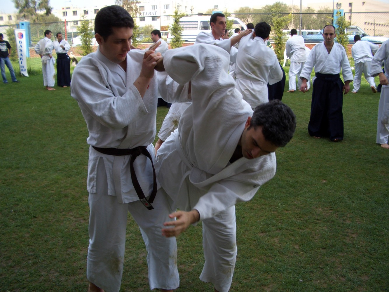 2005 Aikido Semineri (İzmir)
