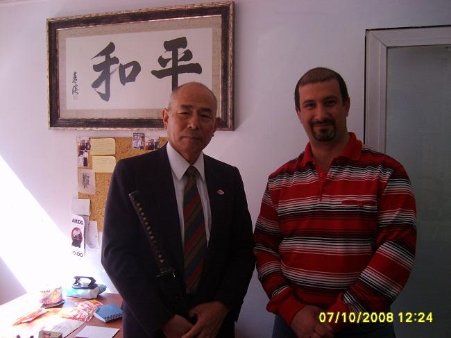 Yamada Eiji ile İlk Tanışmamız