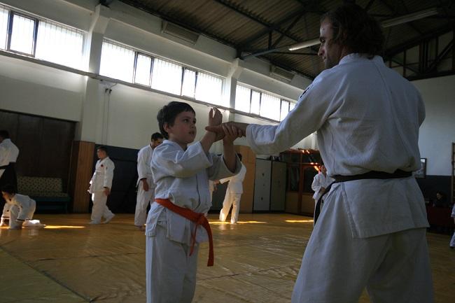 23 Nisan Aikido Çocuk Şenliği