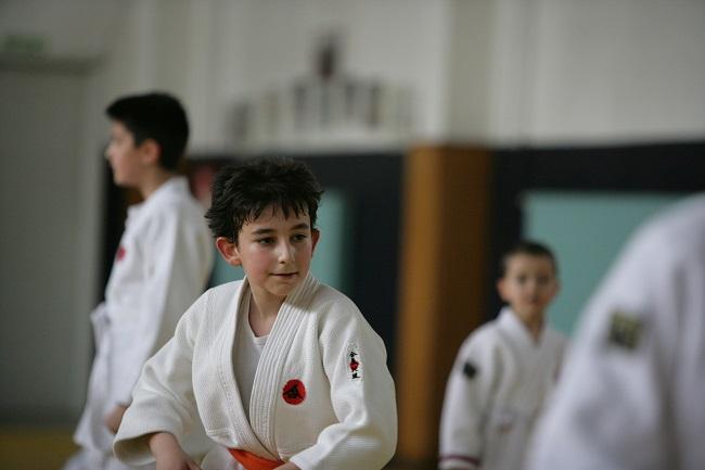 Buski de Aikido çalışması