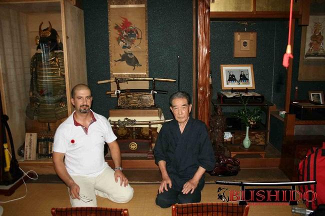 Tenshin Shoden Katori Shinto Ryu - Otake Risuke 大竹利典