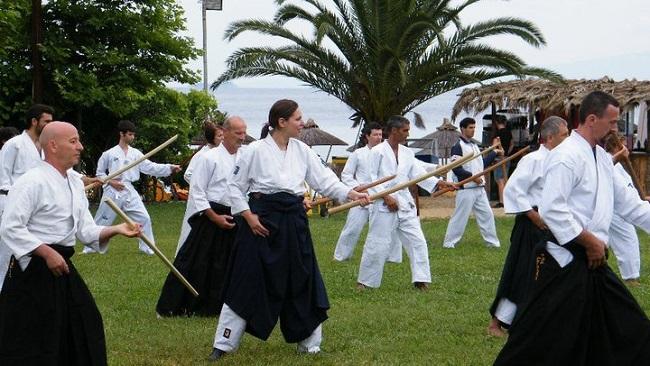 Yunanistan Budo festivali