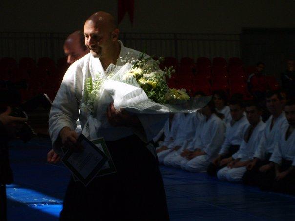 İzmir'in Efsane Aikido Hocasını Kaybettik