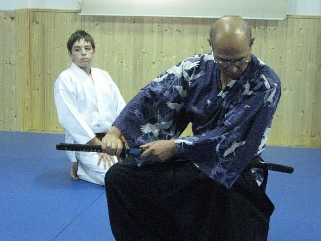 İaido Yamada Sensei
