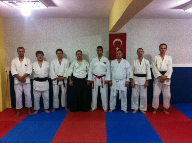Karate ve Aikido semineri