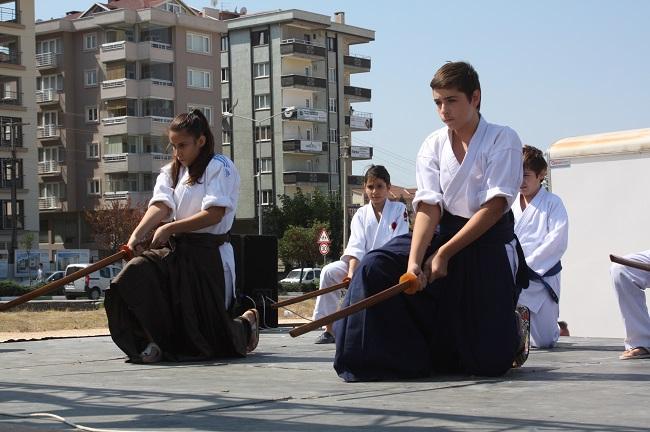 Japon Disiplin sanatları Gösterisi