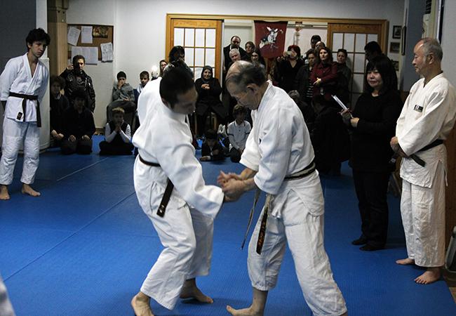 Kobudo ve Japon Disiplin Sanatları Gösterisi