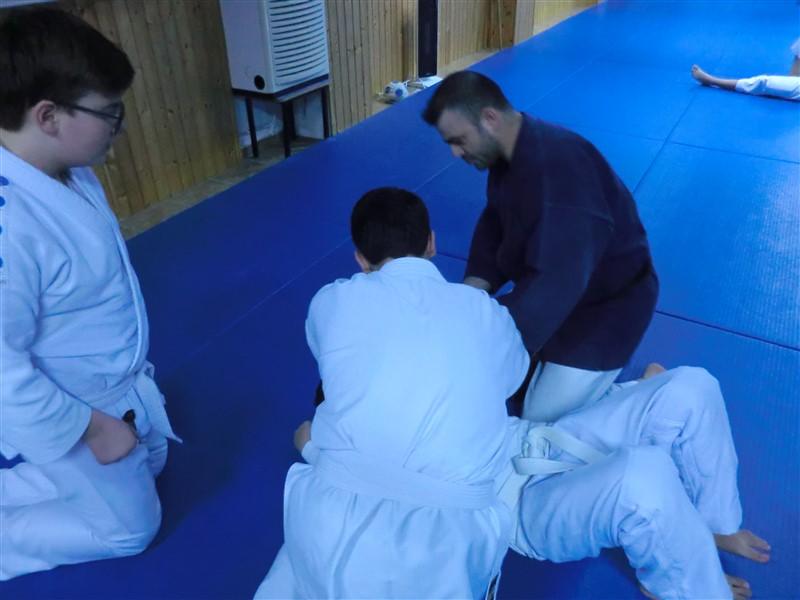 Gençler Judoyu Tanıdı