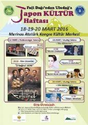Japon Kültür Haftası Geldi!!