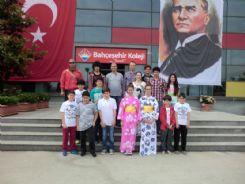 Kocaeli Bahçeşehir Koleji'ndeydik