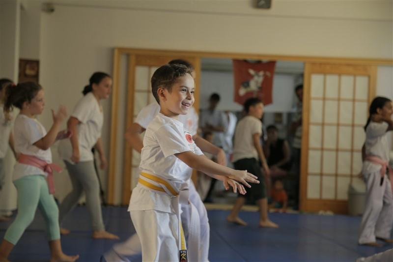 Suezawa Sensei Bursa 2015 (Aikido çocuk)