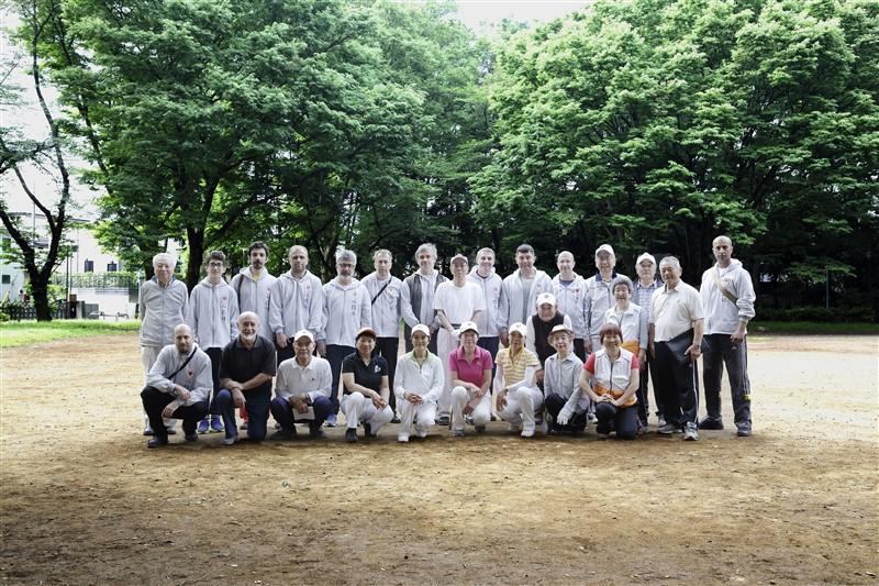 Japonya 2016 合気道は世界の言葉そして結束の力