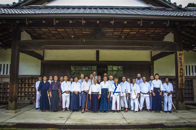 Yagyu semineri (2017) 柳生村