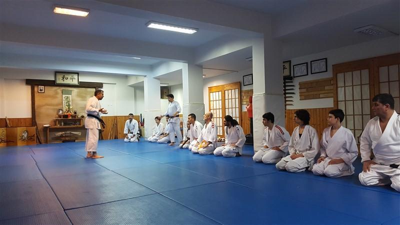 Karate Teknikleri hakkında Bilgi aldık