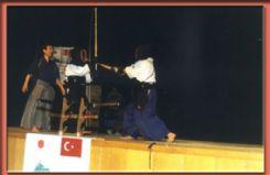 2000 Mersin Aikido ve Kendo Gösterileri