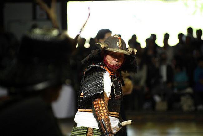 Balıkçı ve Samuray