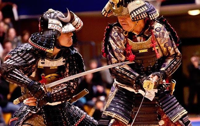 Samuray....
